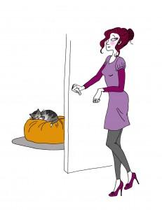 Mon chat m'a tuer 2- Droits d'auteur: Camille Skrzynski