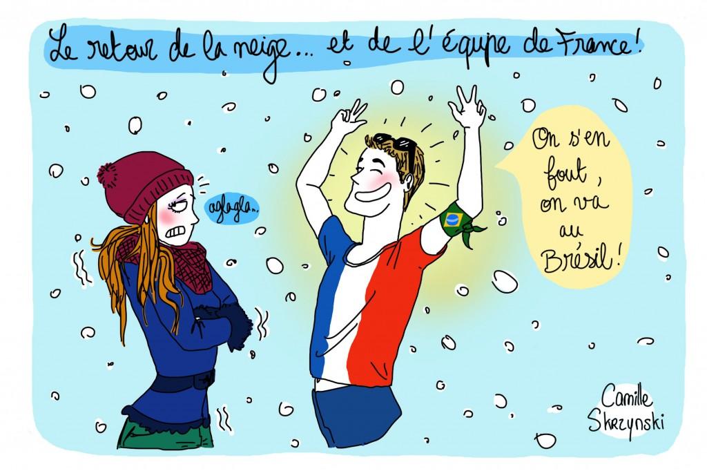 BD France 3-0 - Droits d'auteur : Camille Skrzynski
