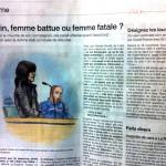 Ouest-France dessin judiciaire - Camille Skrzynski