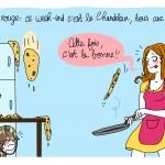 Ouest-France la Chandeleur - Camille Skrzynski