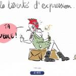 concours dessin presse - Droits d'auteur : Camille Skrzynski