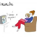 BD Reine des Neiges - Droits d'auteur : Camille Skrzynski