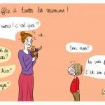 Ouest-france fete mères - Droits d'auteur : Camille Skrzynski