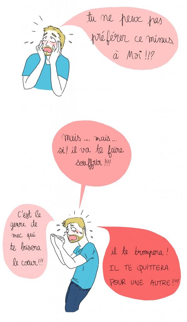 Coeur Brise Camille Blog Bd