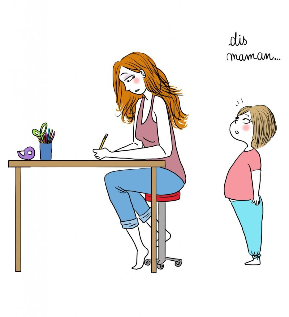 Comment on fait les bébés - Droits d'auteur : Camille Skrzynski