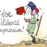 marianne punk liberte expression - Droits d'auteur : Camille Skrzynski
