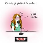 radio pulse - droits d'auteur : Camille Skrzynski