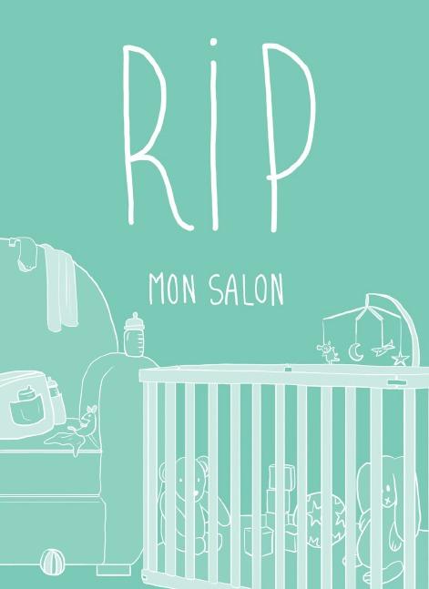 RIP - Votre bébé - Le Guide décapant des Parents Imparfaits
