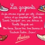 concours_audace - Droits d'auteur : Camille Skrzynski