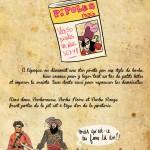 Barbe Noire pirate - Droits d'auteur : Camille Skrzynski