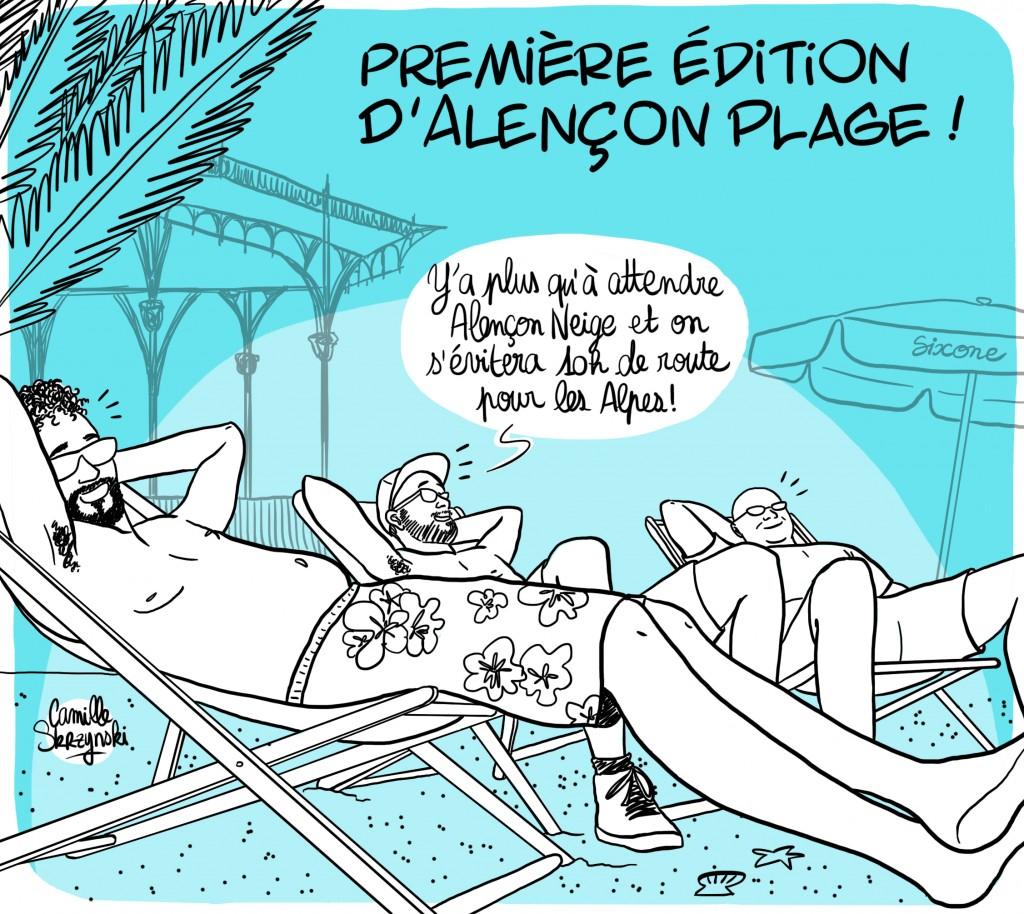 Retro2015_AOUT - Droits d'auteur: Camille Skrzynski - Ouest-France