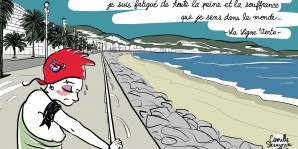 Marianne Punk Nice - Droits d'auteur : Camille Skrzynski