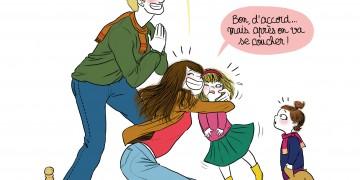 visuel weekend parentalite - Droits d'auteur: Camille Skrzynski