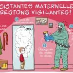 Ouest-France Assistantes maternelles - Droits d'auteur : Camille Skrzynski